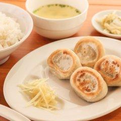 台湾の餃子