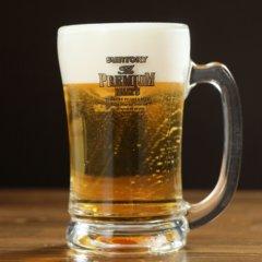 超達人の生ビール
