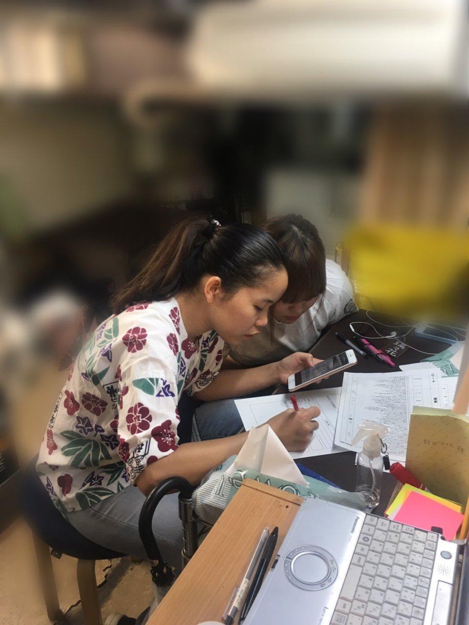 ベトナムオフィサーと勉強会!の画像