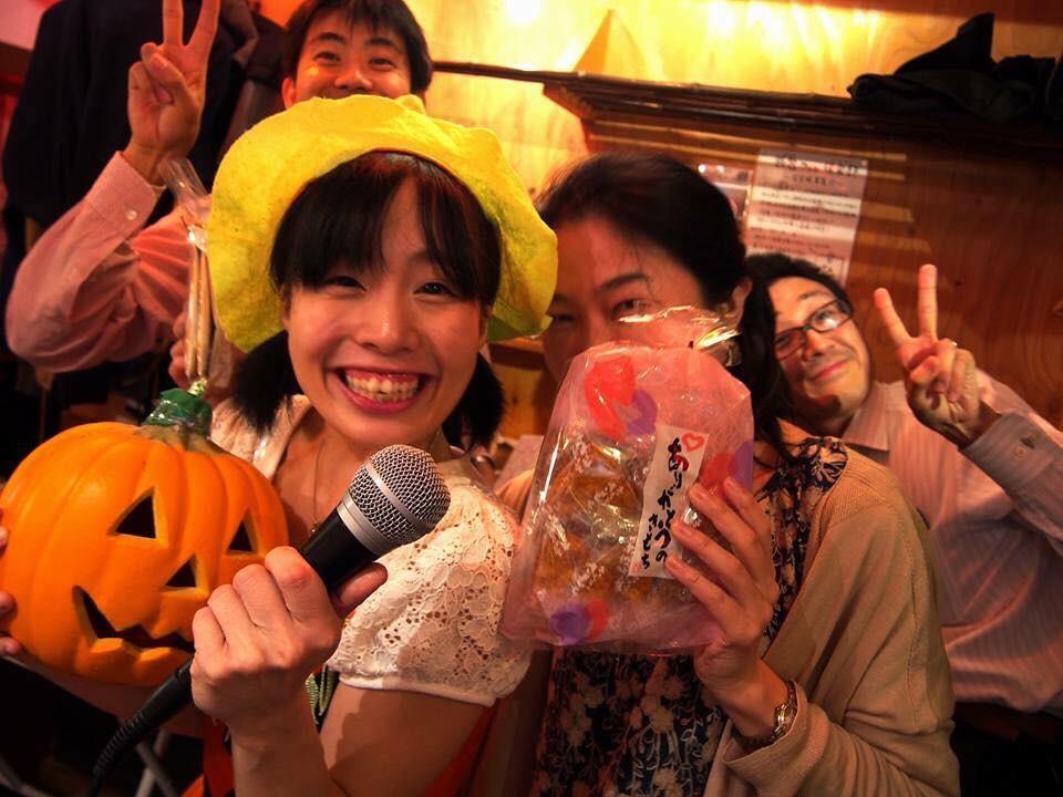 秋山海春・ワンマンライブ開催の画像